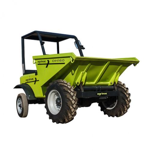 VOLQUETE 4X2 AGRIA DH160