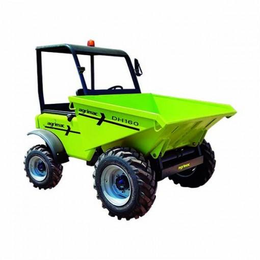 VOLQUETE 4X4 AGRIA DH160