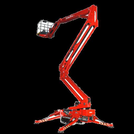 Plataforma Articulada Tipo Araña Goman X16