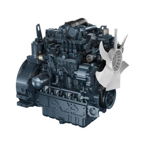 MOTOR DIESEL KUBOTA V3800-DI-T 99 HP
