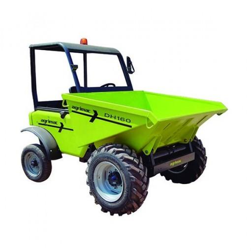 DUMPER 4X2 AGRIA DH160
