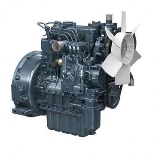 MOTOR DIESEL KUBOTA D1105-T 33HP 1100CC