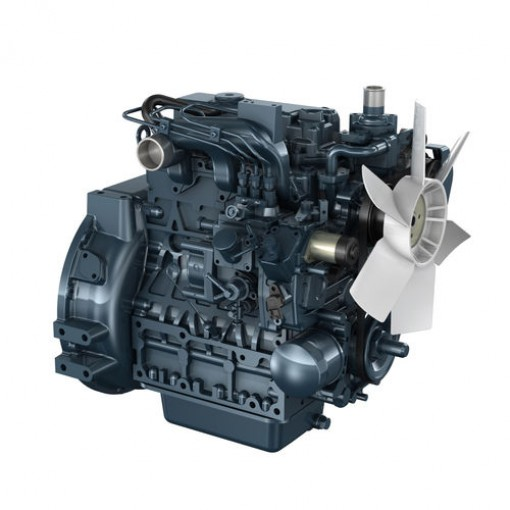 MOTOR DIESEL KUBOTA D1803-M 37HP
