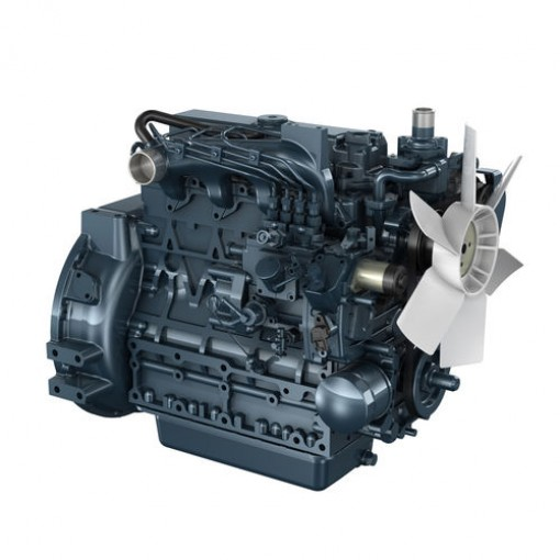 MOTOR DIESEL KUBOTA V2003-M-T 59HP 2000CC
