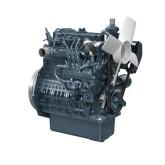MOTOR DIESEL KUBOTA D902 21 HP 900CC