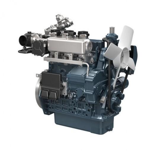 MOTOR A GAS / GASOLINA KUBOTA DF972 33 HP