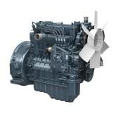 MOTOR DIESEL KUBOTA V1505 35 HP 1500CC