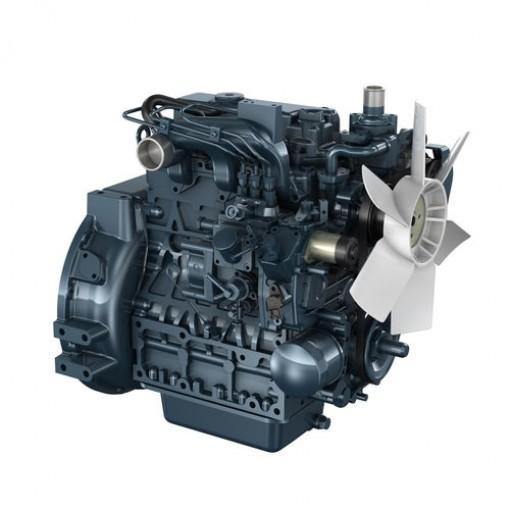 MOTOR DIESEL KUBOTA D1703-M-DI 25HP 1700CC