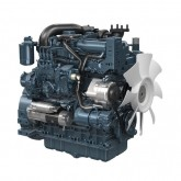 MOTOR DIESEL KUBOTA V3307-DI-T 74HP 3300CC